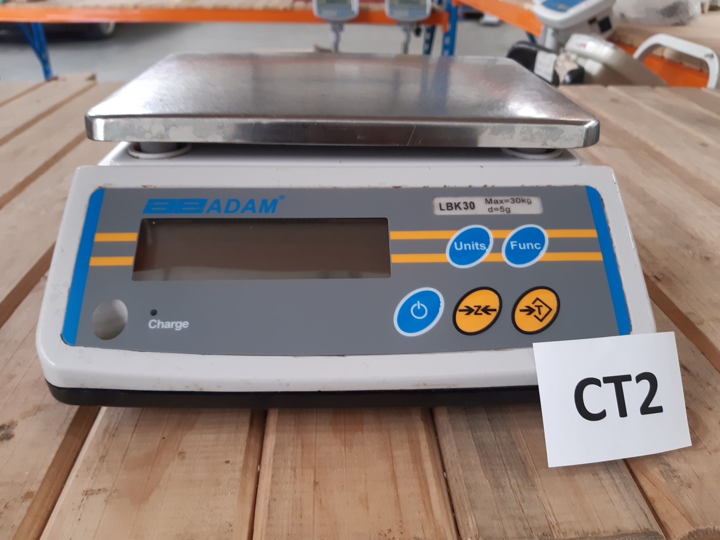 Product type:  2nd Hand Scales - Cape Town