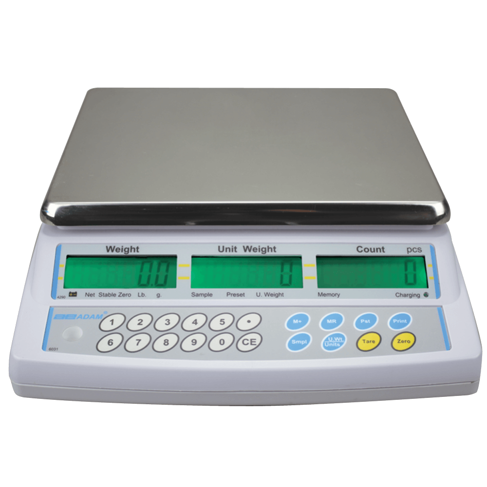 CBC Bench Counting Scales: product image 2 Industrial Bench Counting Scales - Scaletec