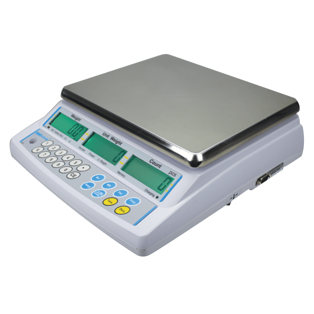 CBC Table Counting Scales: product image 3 CBC Table Top Counting Scale | Scaletec South Africa