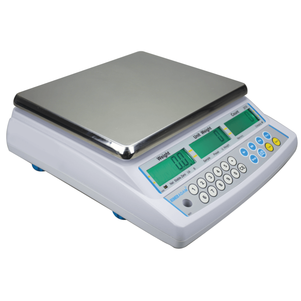 CBC Table Counting Scales: product image 1 Adam CBC Bench Parts Counting Scale - Scaletec