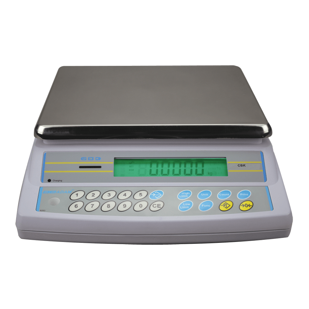 CBK Bench Checkweighing Scales: product image 2