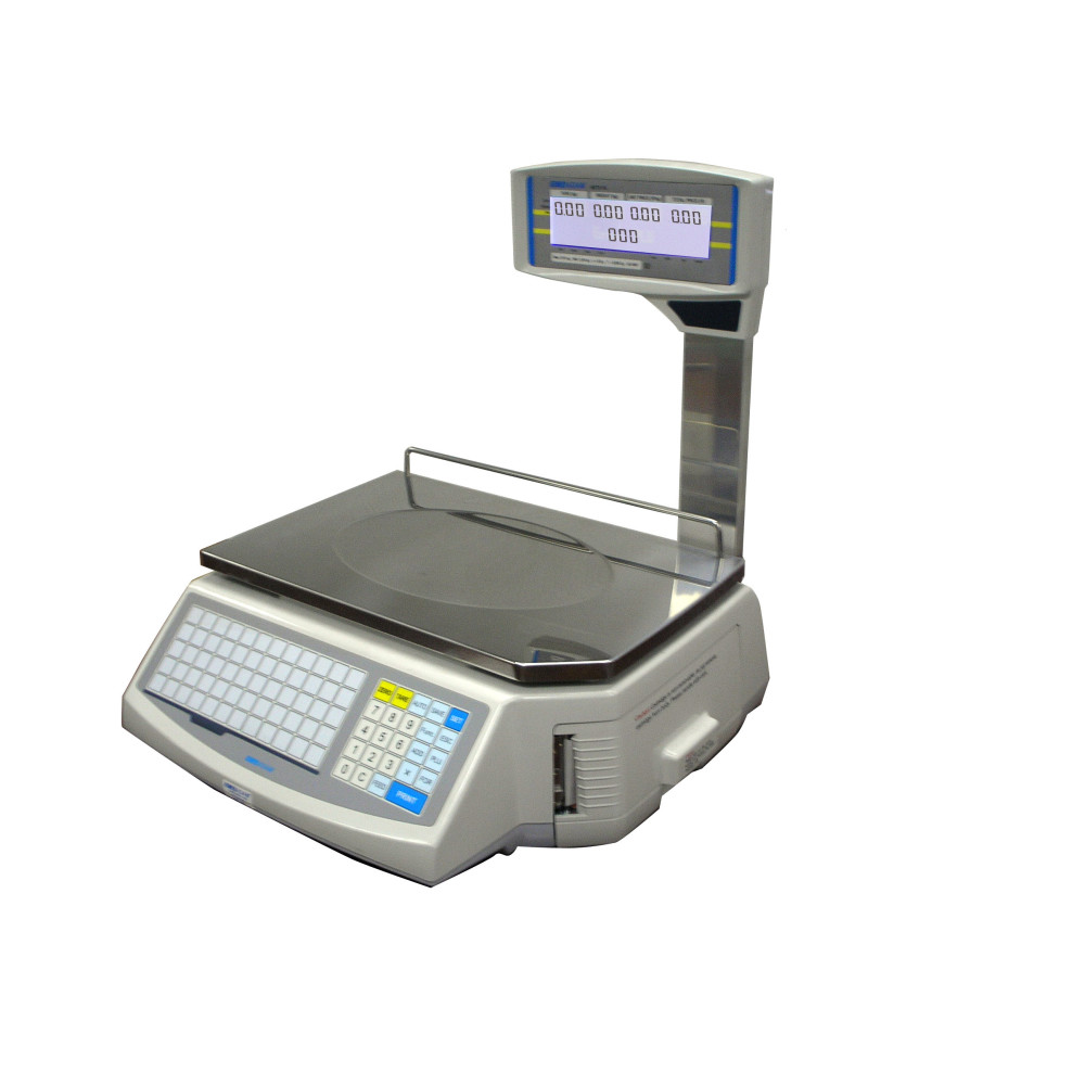 NETS Price Computing Label/Retail Scales: product image 2 NETS Trade Approved Retail Scale | Scaletec South Africa
