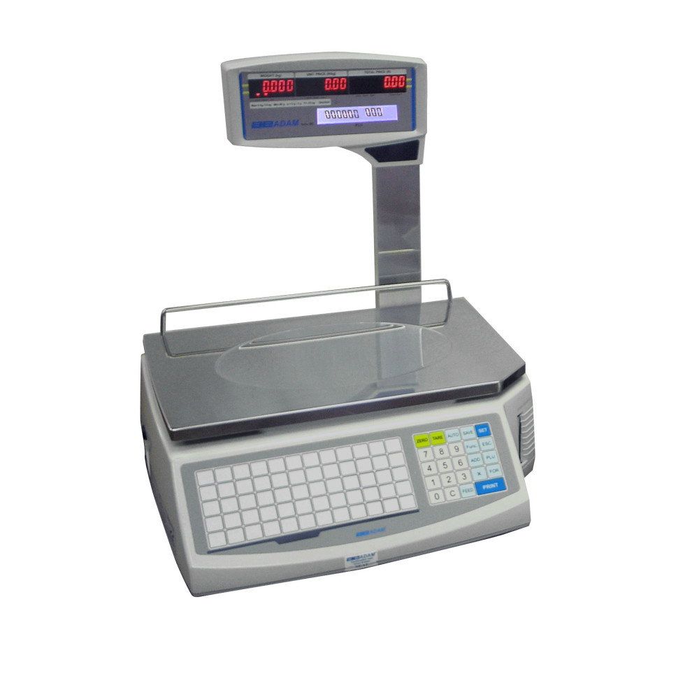 NETS Price Computing Label/Retail Scales: product image 1 NETS Price Computing Retail Scale | Scaletec SA