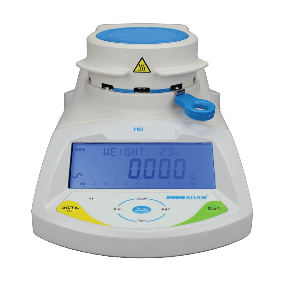 PMB Moisture Analyser: product image 3