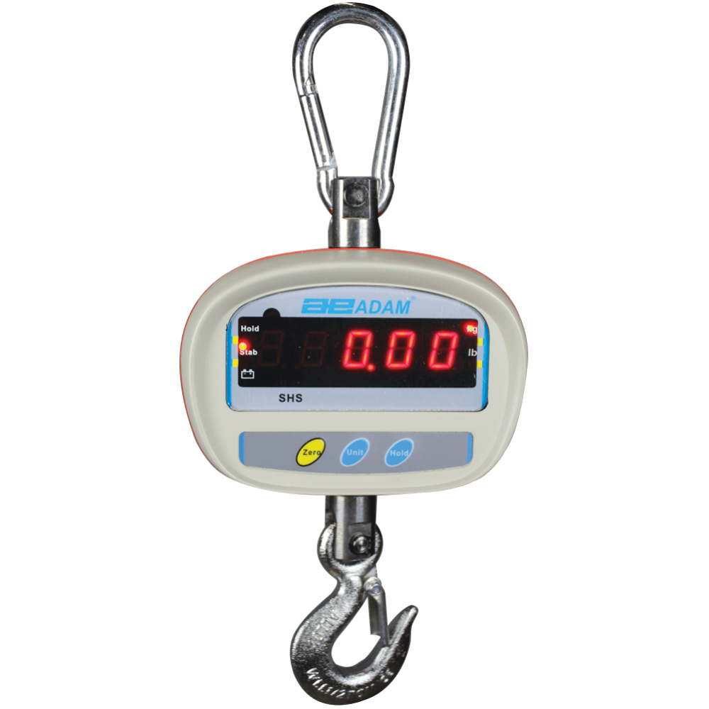 SHS Crane Scales: product image 2 Industrial Crane Scale - Scaletec