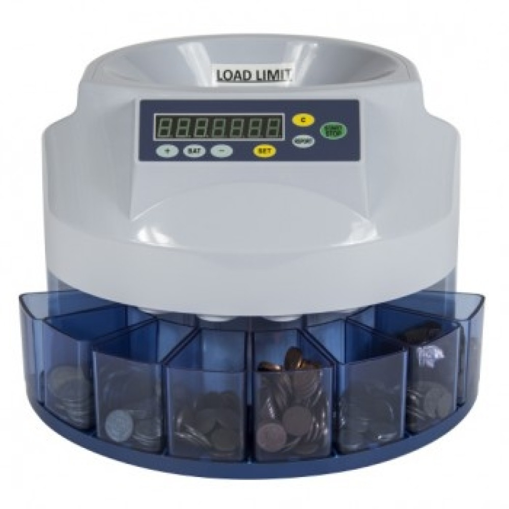 Scaletec Coin Counter and Sorter (COI020): product image 1 Scaletec Coin Counting Machine