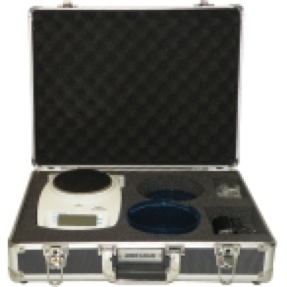 Hard Carrying Case w/lock - CQT/HCB