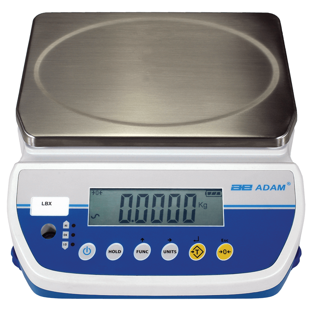 Latitude Compact Bench Scales