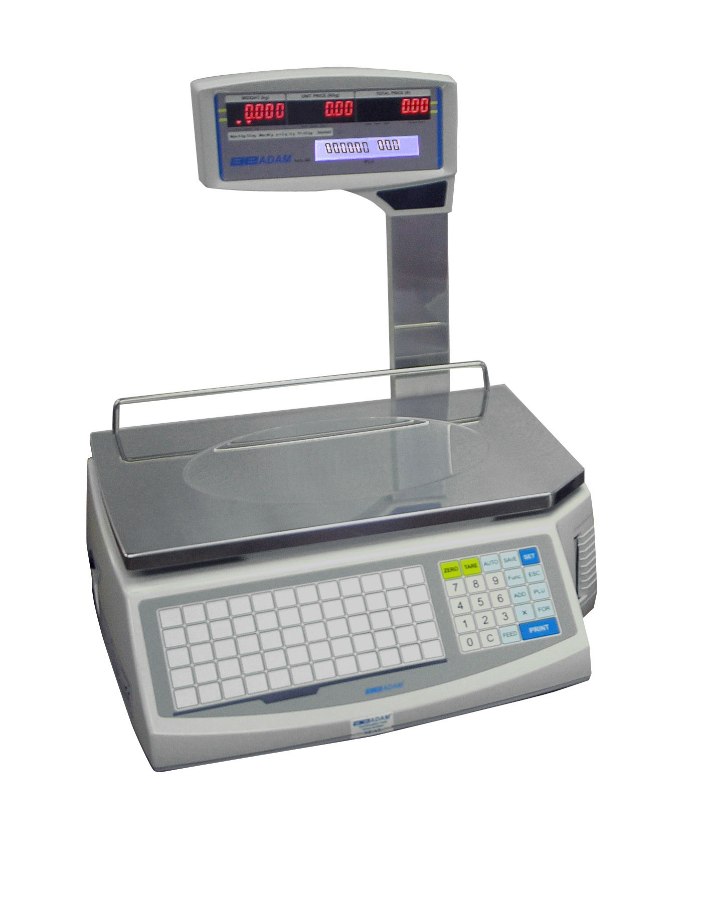 NETS Price Computing Label/Retail Scales