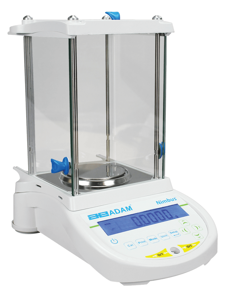 Nimbus® Analytical Balances Adam Nimbus Analytical Balances | Scaletec SA