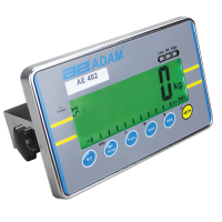 Adam AE402 Weighing Indicator | Scaletec SA