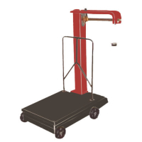 Adam AQ 100K Mechanical Platform Scale