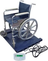 PTM Wheelchair Weighing Scale | Scaletec South Africa