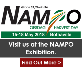 Visit Scaletec at the NAMPO exhibition 2018.