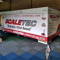 Scaletec Products Well-Received at NAMPO Harvest Day